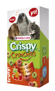 CRISPY CRUNCHIES FRUITS